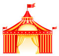 Circus icon Stock Photography