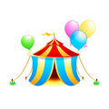 Circus symbol Royalty Free Stock Photography