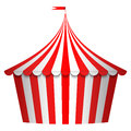 Circus tent vector illustration of Stock Images