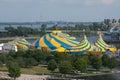 Cirque de Soleil Royalty Free Stock Photo