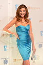 Cirque du soleil s annual one night for one drop las vegas march actress heather mcdonald arrives at at the mandalay bay resort Royalty Free Stock Photos