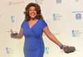 Cirque du soleil s annual one night for one drop las vegas march singer mary wilson arrives at at the mandalay bay resort and Stock Photo