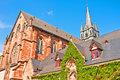 Cistercian Monastery Germany Stock Images