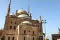Citadel av Saladin Cairo Egypten Royaltyfri Fotografi