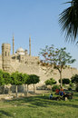 The citadel of cairo egypt Stock Photos