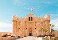 Citadel of Qaitbay Royalty Free Stock Photo