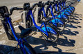 Citi bike in nyc new york city usa february is new york city s sharing system on february intended to provide people with an Stock Photography
