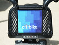 Citi bike ready for business in new york may on may nyc share system to hit the road manhattan and brooklyn Stock Photography