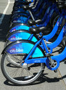 Citi bike station in williamsburg section of brooklyn new york june on june nyc share system started manhattan Stock Photos