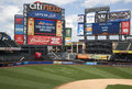 Citi Field, home of major league baseball team the New York Mets Royalty Free Stock Photo