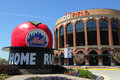 Citi field home of major league baseball team the new york mets in flushing ny may on may will host Royalty Free Stock Photo