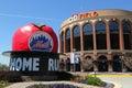 Citi Field, home of major league baseball team the New York Mets in Flushing, NY Royalty Free Stock Photo