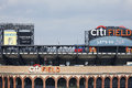 Citi field home of major league baseball team the new york mets flushing ny september on september in flushing ny Royalty Free Stock Photography