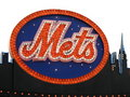 Citi Field - Mets Logo Royalty Free Stock Photo