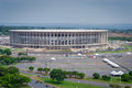 Cities of brazil brasilia df bras�lia is the federal capital and seat government the federal district the city is located in the Stock Images