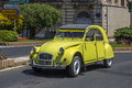 Citroen 2CV - France Royalty Free Stock Image