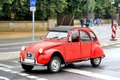 Citroen 2CV6 Royalty Free Stock Image