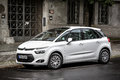 Citroen C4 Picasso Royalty Free Stock Photo
