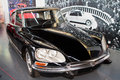 Citroen ds bruxelles belgium may on display at belgian racing legends at autoworld on may in bruxelles belgium Stock Photos