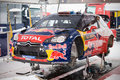 Citroen DS3 WRC Royalty Free Stock Photography