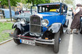 Citroen six c limousine berlin may oldtimer tage berlin brandenburg may berlin germany Stock Photo