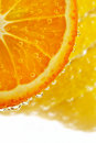 Citron allsorts-lemon, tangerine Royalty Free Stock Photos
