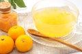 Citron Tea, Korean drink Royalty Free Stock Photo