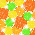Citrus background Stock Photos