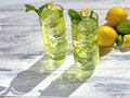 Citrus Drink Royalty Free Stock Photos