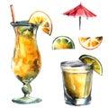 Citrus drinks