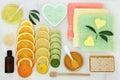 Citrus Spa Beauty Treatment