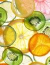 Citruses Royalty Free Stock Photo