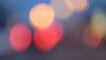 City blurs Royalty Free Stock Photo