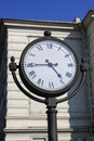 City Clock Royalty Free Stock Photo