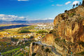 City of Constantine, Algeria Royalty Free Stock Photo
