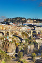 City of Constantine, Algeria Stock Image