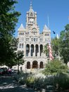 City and County Building, Salt Lake City, Utah, USA Royalty Free Stock Photo