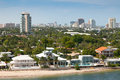 City of Fort Lauderdale, Florida Stock Photos