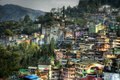 City of Gangtok Royalty Free Stock Photo