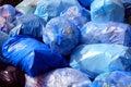 Město odpadky