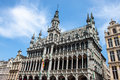 City hall in brussels belgium Stock Photography