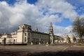 City Hall Cardiff Royalty Free Stock Photo