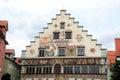 City hall in Lindau Royalty Free Stock Photo