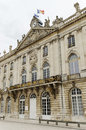 City hall of nancy france european architecture Stock Photography