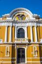 City Hall of Santa Marta Royalty Free Stock Photo