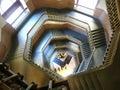 City Hall Stairs Royalty Free Stock Photos