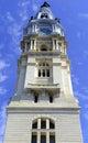 City hall tower philadelphia commonwealth of pennsylvania usa Royalty Free Stock Photos