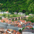 City of Heidelberg. Germany Stock Photography