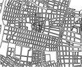 City Map of Vienna, Austria