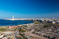 City panorama. Casablanca. Royalty Free Stock Photo